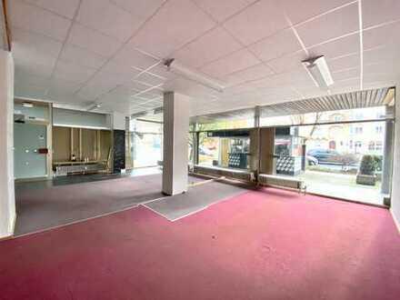 Erdgeschoss Ladeneinheit in Neu-Ulm