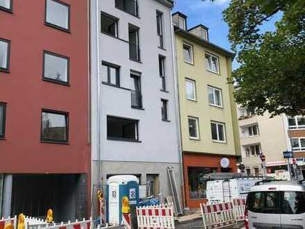 Schöne Neubau Etagenwohnung (3.OG) im Frankenberger Viertel