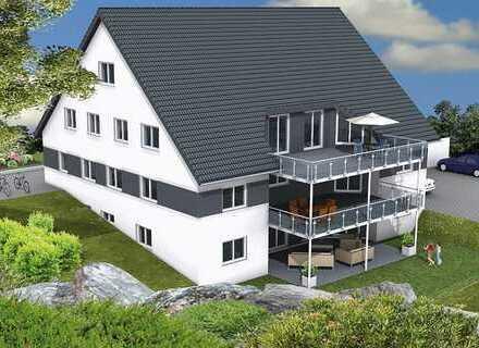 4 Zimmer ETW-Wohnungen in attraktiver und absolut ruhiger Wohnlange in Forchheim auf der Reuther Hut