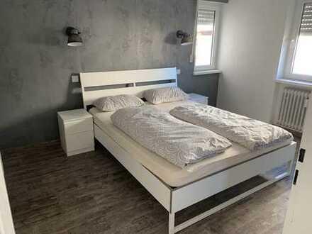 Exklusive, möblierte 2-Zimmer-Wohnung mit EBK in Hassloch - Wohnen auf Zeit - befristet