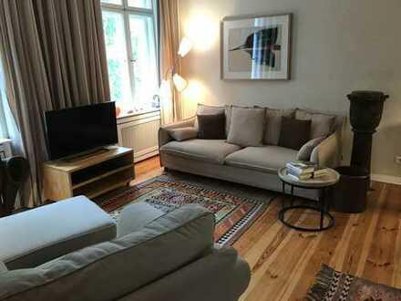 Stilvolle 5-Zimmer-Wohnung in Charlottenburg, Berlin