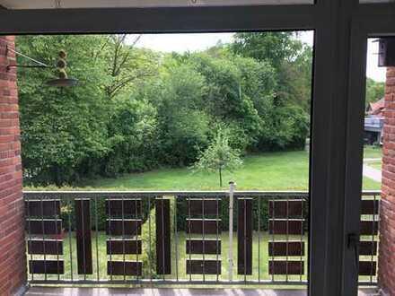 Modernisierte 3-Zimmer-Wohnung mit Balkon in Bocholt