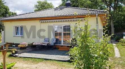 Einziehen und Wohlfühlen! Moderner und energieeffizienter Bungalow mit Terrasse und Garten!