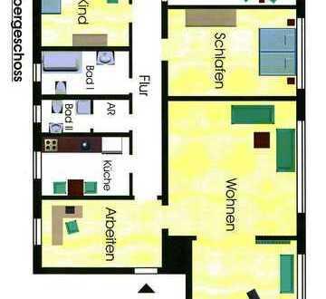 4 Zimmerwohnung mit Wintergarten/Loggia im Musikerviertel