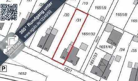 herrliches Grundstück mit Altgebäude-Bestand  in guter Wohnlage von Amberg