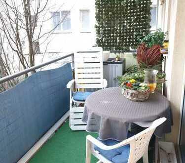 Schöne und gut geschnittene 2-Zimmerwohnung - Ideal zur Eigennutzung oder als Kapitalanlage