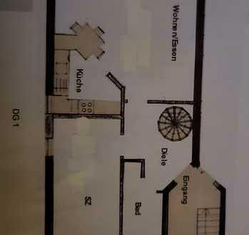 3 Zi. Maisonettwohnung Weingarten mit Blick auf die Basilika mit EBK & Balkon