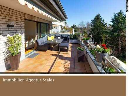 * Sonne & Ruhe * großzügige 5-Raum-Wohnung * nahe Urdenbacher Kämpe & Rhein *