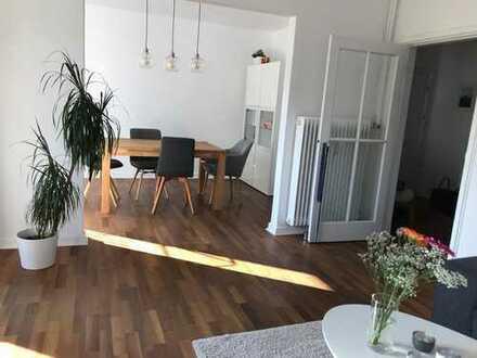 Eigentumswohnung: hell, modern, saniert & zentral von Privat