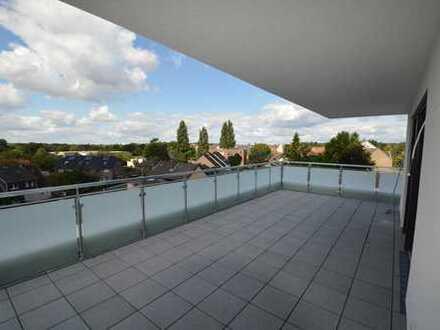 Leinhausen - Erstbezug mit riesiger Dachterrasse