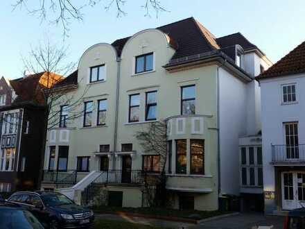 Gemütliche Single-Wohnung in beliebter, ruhiger Wohnlage im Altbremer-Reihenhaus in Schwachhausen