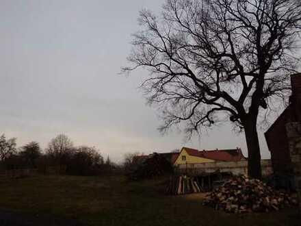 Genau die Fläche für Ihr Haus in ländlicher Idylle!
