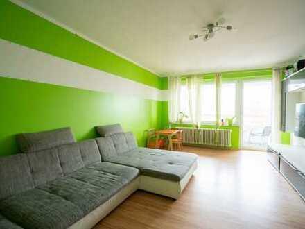 Schöne 3,5-Zimmer Wohnung mit Einbauküche und Balkon