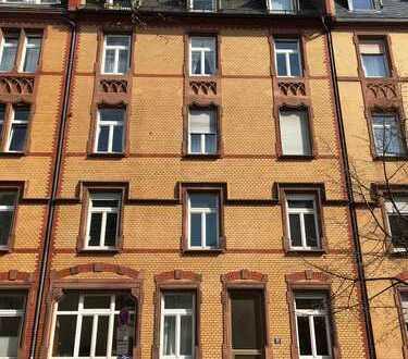 Kapitalanlage: Vermietete Altbauwohnung unweit der Schweizer Straße und des Südbahnhofs