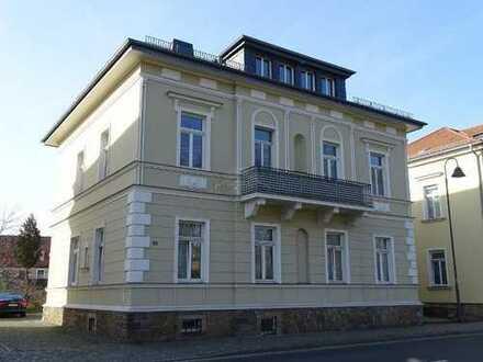 ++ Schlichte gutbürgerliche Etagenwohnung am Altstadtring von Grimma ++