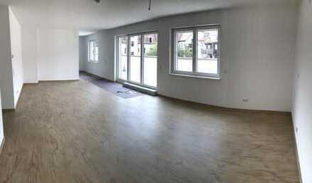 Geräumige 4-Zimmer Wohnung im Nibelungenviertel mit Dachterasse! - Neubau -