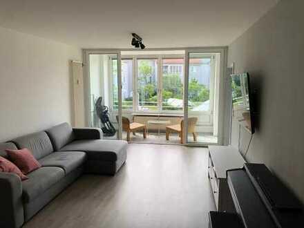 Exklusive und gepflegte 2-Zimmer-Wohnung mit Balkon in Köln