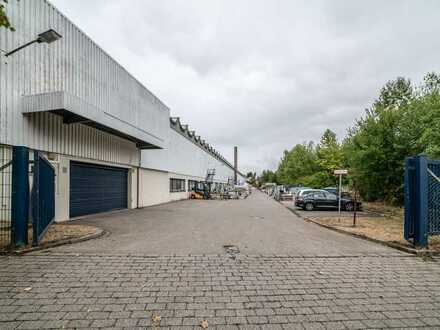 4.000 m²: Neubauhalle in Autobahnnähe von Bochum | Ausbau nach Mieterwunsch