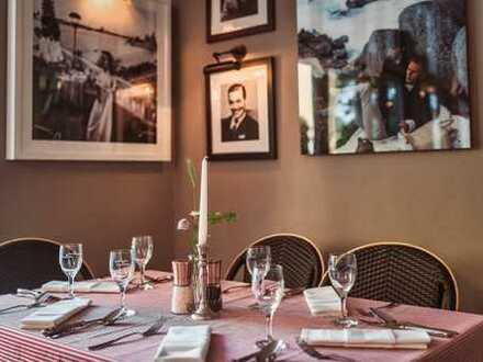 Restaurant in TOP Lage am Blauen Wunder