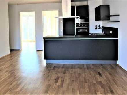 VIDEOBEGEHUNG! Hochwertige Wohnung mit hochwertiger Einbauküche - U-Bahn vor der Nase