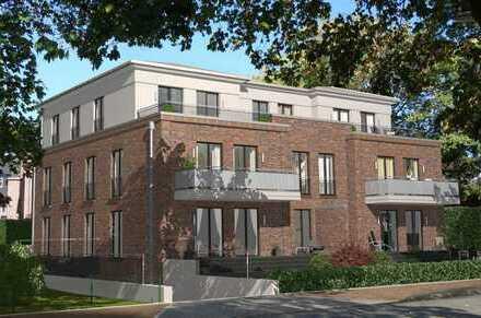 Exklusive Neubau-Wohnung mit Balkon