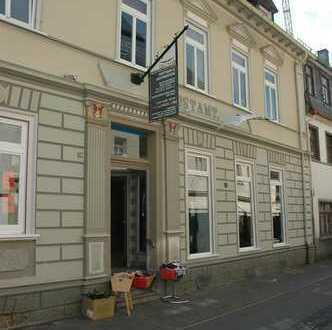 hochwertige Einzelhandelsfläche zentral in Kirchberg - Einzelhandelförderung möglich
