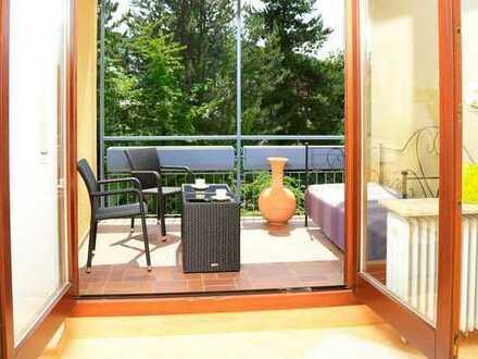 Charmante 2-Zimmer-Wohnungen mit Loggia in perfekter Lage in Baden-Baden