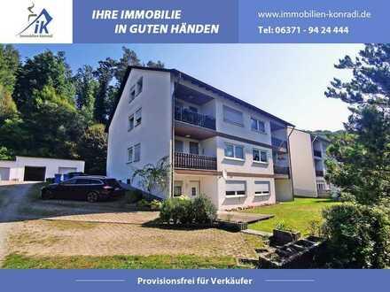 IK | Mittelbrunn: Vermietete Eigentumswohnung in ruhiger Lage