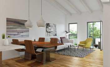 Großzügige 3-Zimmer-Wohnung in Friedrichshofen