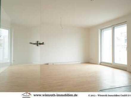 Erstbezug Dachgeschoss Wohnung in Jena Ost