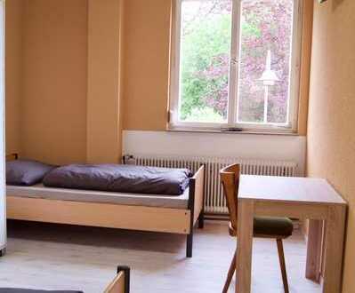 Renovierte und voll ausgestattete WG-Zimmer inkl. aller Nebenkosten zu vermieten