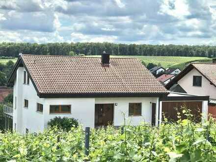 ***Juwel - Großes Haus an den Weinbergen mit einzigartigem Blick auf die Burg von Neipperg***