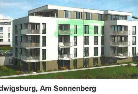 Schöne , geräumige, helle drei Zimmer Wohnung in Ludwigsburg - Sonnenberg