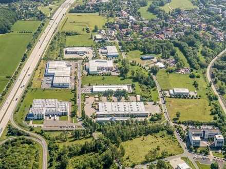 Industrie- und Gewerbegebiet Gera-Tinz
