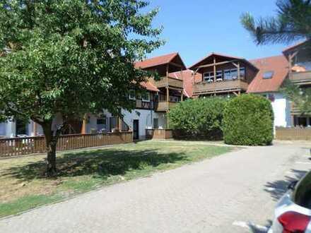 3-Zimmer-Wohnung mit Balkon in Süpplingen