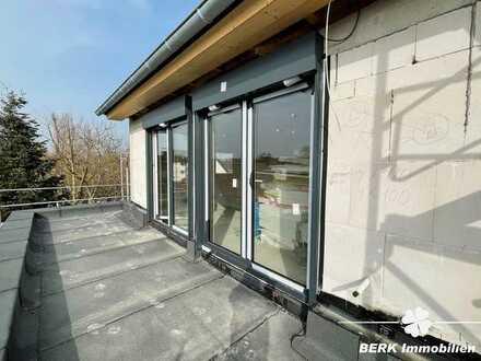 BERK Immobilien - hochwertig & lichtdurchflutet - Penthouse (NB) der Extraklasse mit 2 Dachterrassen