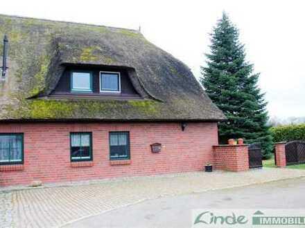 Rustikale Landhaushälfte mit Flair in 17089 Golchen - Gemeinde Burow