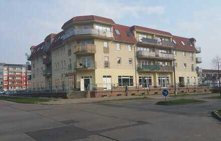 Bild_Helle Dachgeschosswohnung mit Balkon nähe Ruppiner Kliniken
