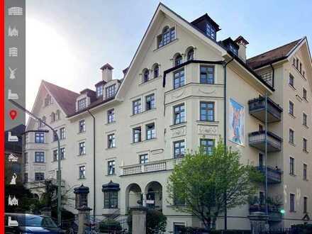 3-Zimmer-Altbauwohnung nahe der Theresienwiese