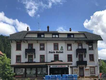 Hotelgrundstück im Ortskern