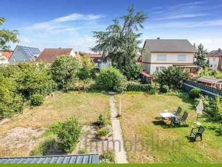 ac | Familienhaus in zentraler Lage von Schifferstadt mit großem Garten