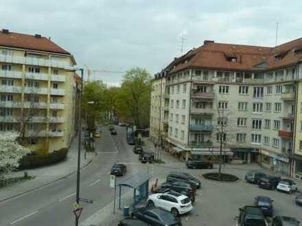 1 Zimmer Wohnung frei im Zentrum der Stadt