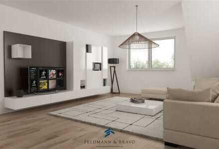 Neue Dachgeschosswohnung in ruhiger Wohnlage Erstbezug
