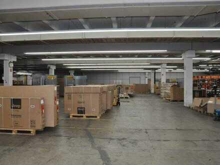 Lagerhalle ca. 1.530 m² in Willstätt - zur Untervermietung