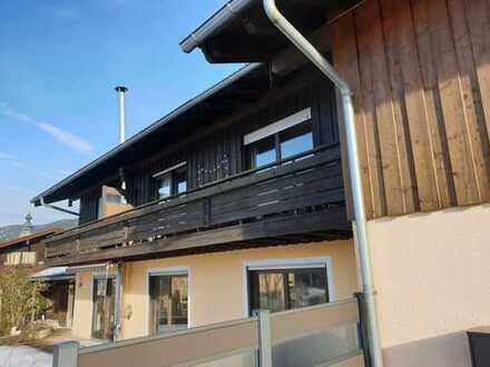 Provisionsfrei: Vielseitig nutzbare 2-Zimmer Wohnung in Top-Lage (Luftkurort Inzell)