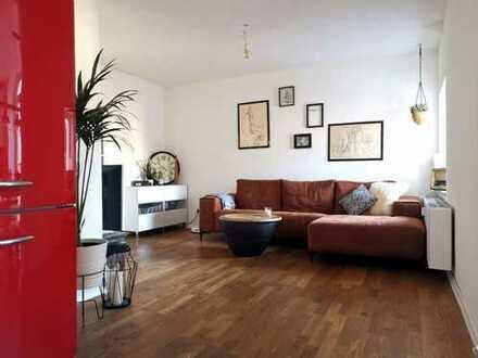 Stilvolle 3-Zimmer-Wohnung mit Balkon in Obergiesing, München