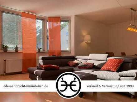 Wohntraum in bester Lage | 3 Zimmer mit Sauna, Pool und Balkon im Ziegelhofviertel!