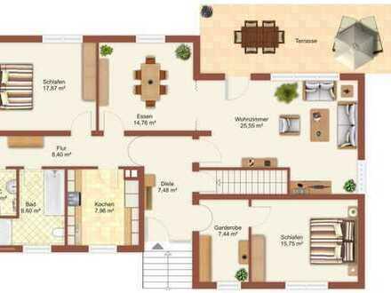 Wohnen auf einer Ebene -schönes gemütliches Einfamilienhaus mit Garten in ruhiger Lage