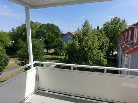 Frisch renoviert! 3-Zi-Wohnung mit offenem Küchenbereich in Ingolstadt