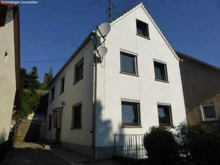 Kleines Einfamilienhaus in Ingoldingen
